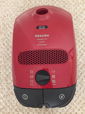 Miele Classic C1 Junior Power Line Vacuum Cleaner
