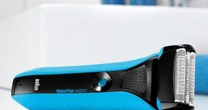 braun waterflex wf2s review