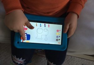 ittle british kids tablet