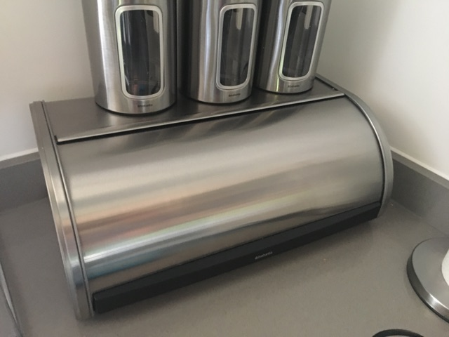 brabantia roll top bread bin review
