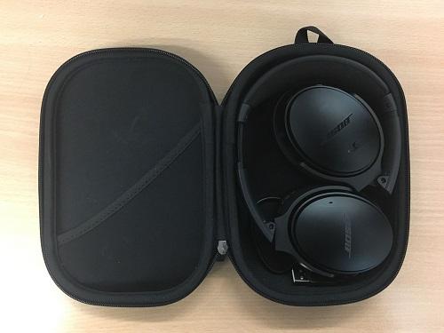 bose quietcomfort 35 wireless headphones review